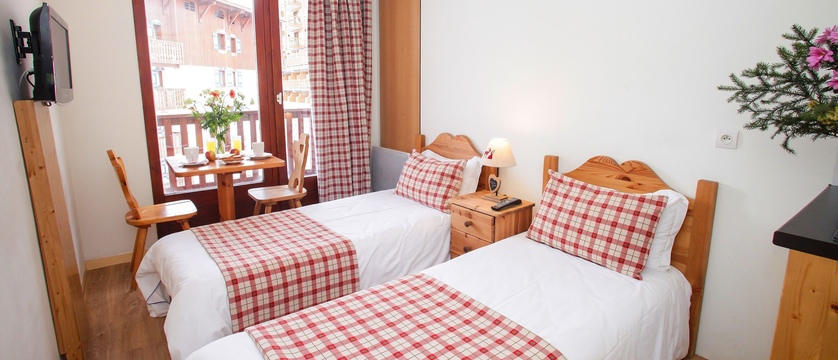 Chalet Alpina - Twin room